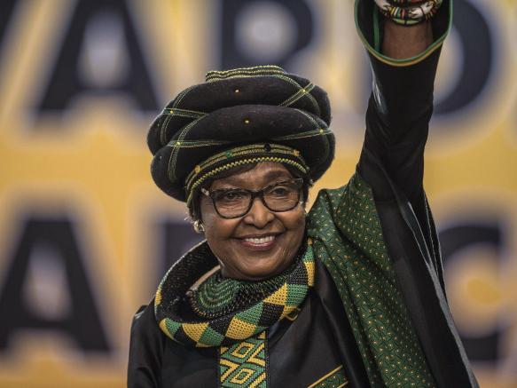 Winnie Madela (Foto Getty Images)